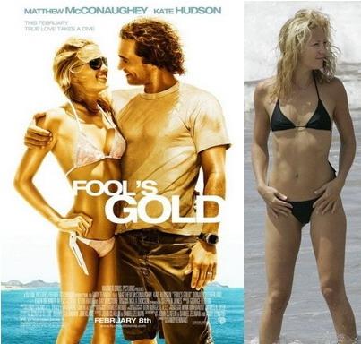 Boob slip in fools gold