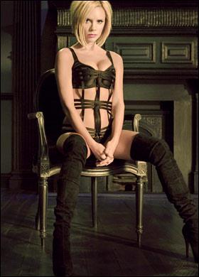 Avril Lavigne Bondage