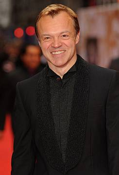 my imaginary boyfriend, Graham Norton