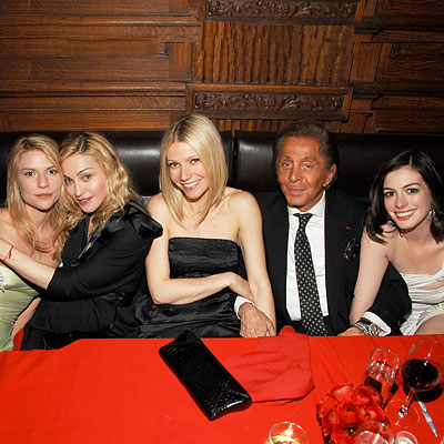 Thorn among roses