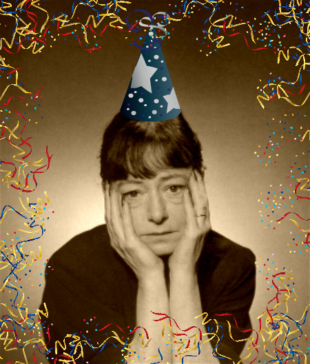 Dorothy Parker sez Have a dottie new year's