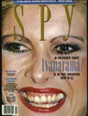 Ivana Trump in Spy