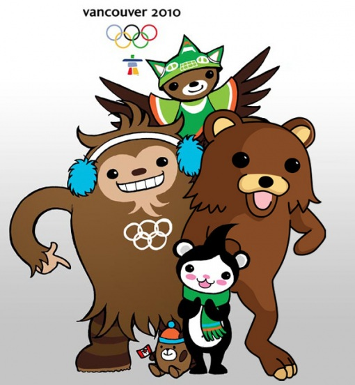 Olympic mascots of Vancouver