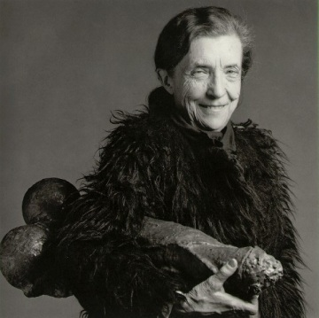 Louise Bourgeois had a bigger penis than you ever will