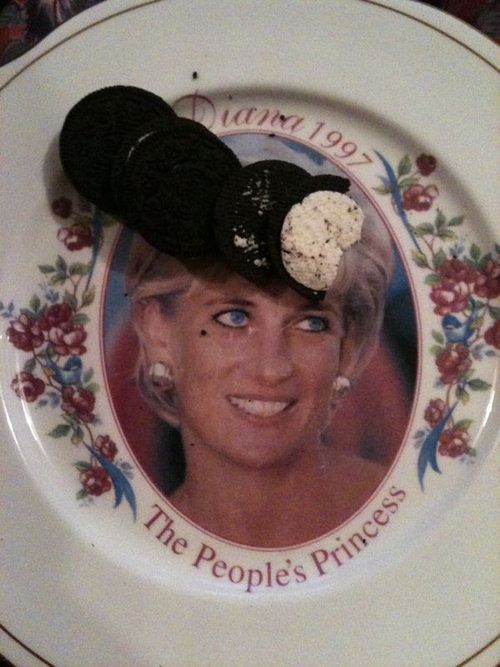 Princess Diana In Memoreo
