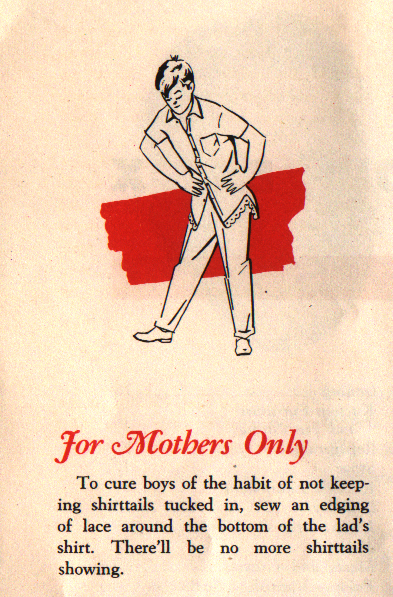 For Mothers Only, because it's way too ghey for Fathers, right? amirite?