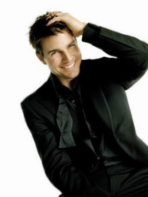 Tom Cruise would be quite tolerable if he'd only keep his mouth shut