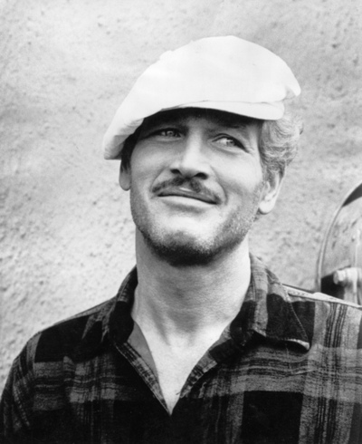Paul Newman, the only man who could get away with that hat