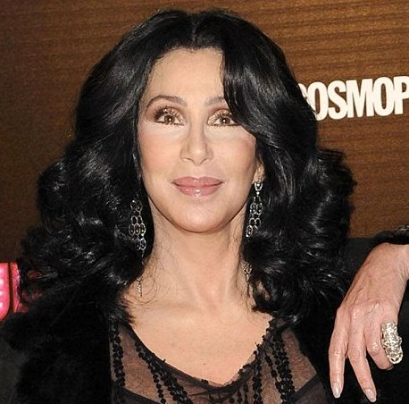 The Wonky Eye of Cher