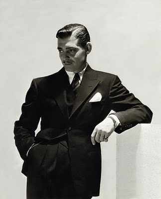 Clark Fucking Gable, Bitches!