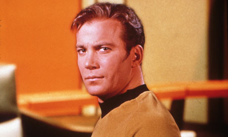 william shatner knows he's hot