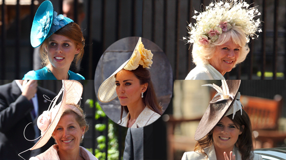 Royal Wedding Hats round 2
