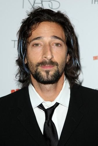 Adrien Brody is Blue