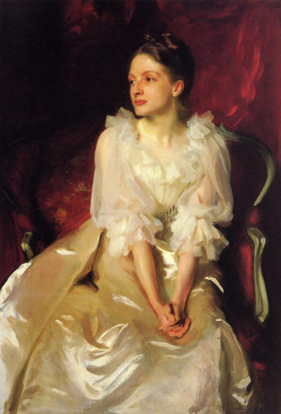 Miss Helen Duinham by John Singer Sargent