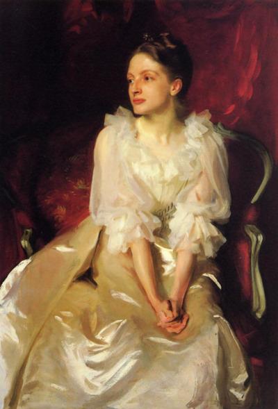 Miss Helen Duinham by John Singer Sargent