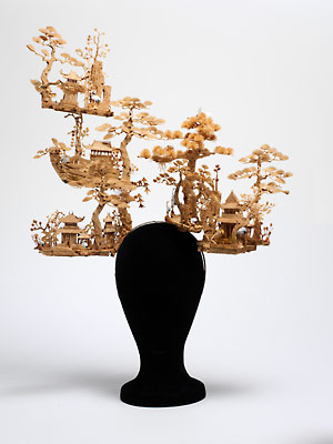 Philip Treacy Chinoiserie