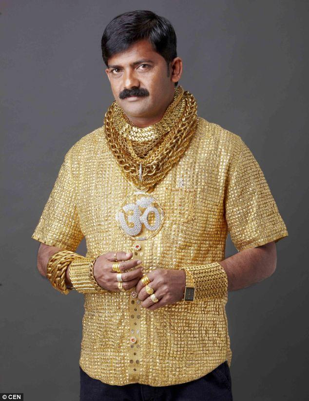 Gold Member Datta Phuge