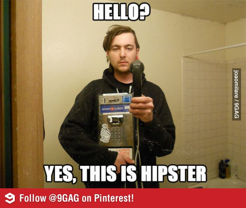 This is hipster