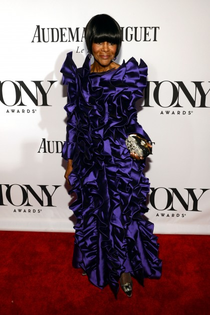 Cicely Tyson at the Tony Awards