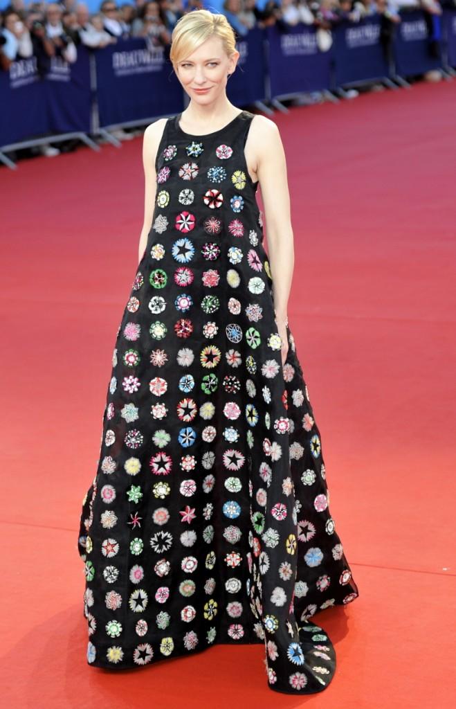Cate Blanchett's Dior High Score