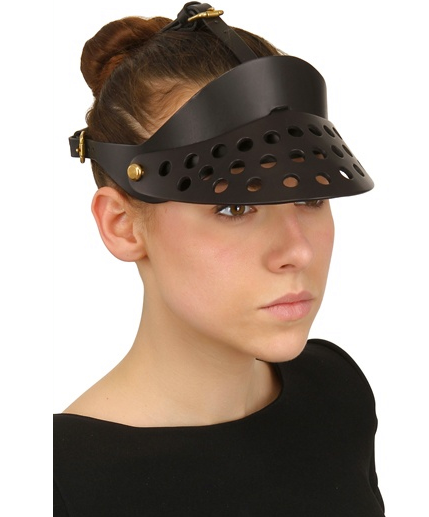 Croc Fetish Visor