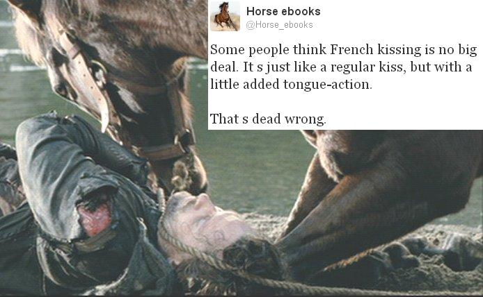 Horse of the Rings