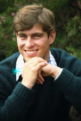 Prince Andrew in a sweater could make me sweat