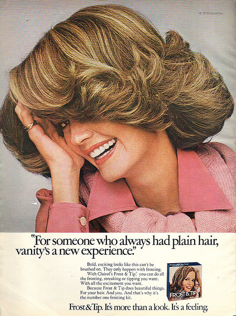 Clairol Nice 'n Easy Frost & Tip