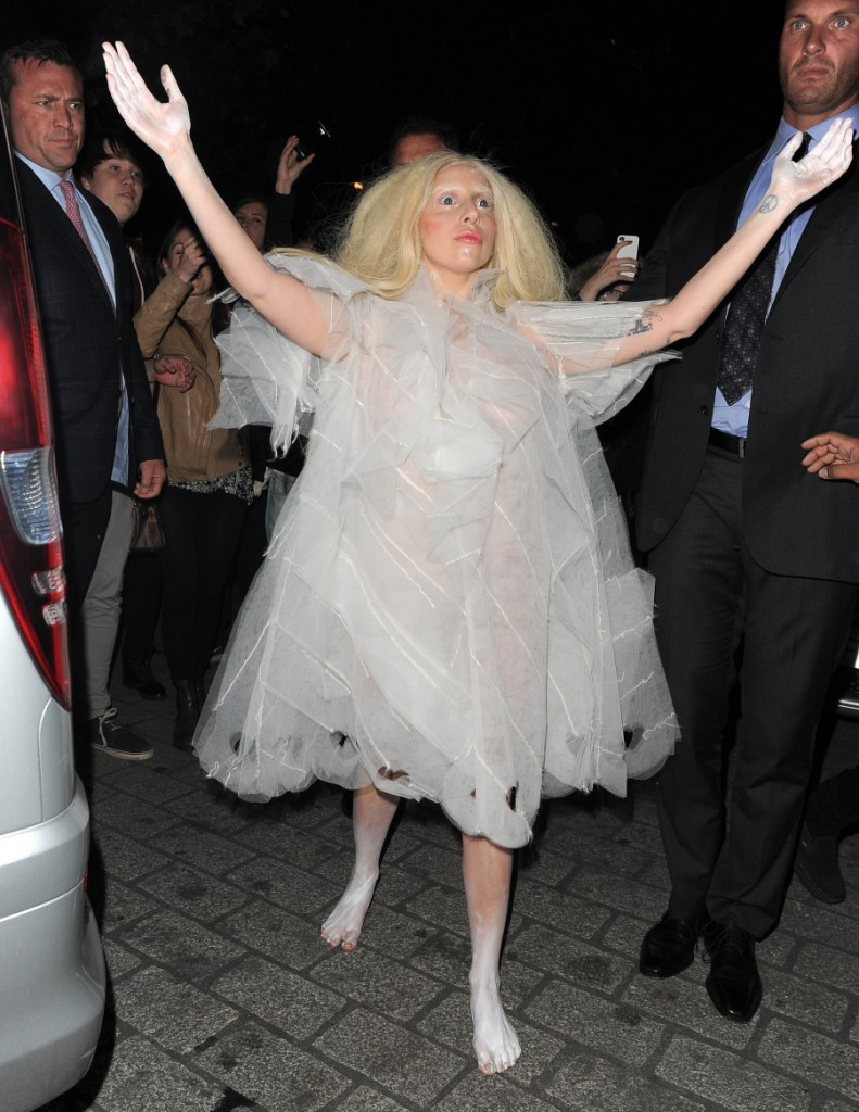 The Return of Gaga!