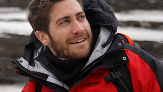 Is the preppy hiker type your thing? Jake Gyllenhaal has you covered. So to speak.